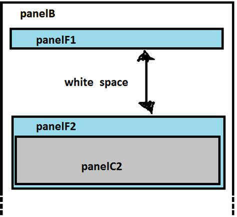java swing layout java resizable layout swing when disappears jpanel