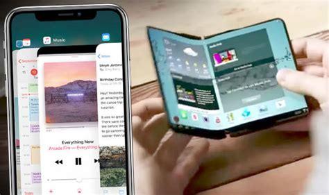 samsung galaxy   wont   foldable iphone