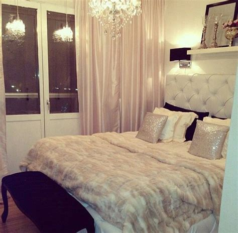 sparkly bedroom decor bedroom deco girly glitter interior image 4879938