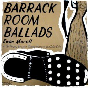 barrack room ballads canzoni contro la guerra join the army