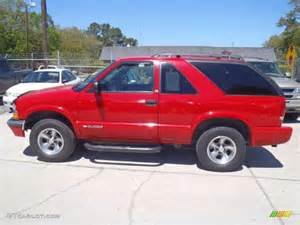 victory 2001 chevrolet blazer ls exterior photo
