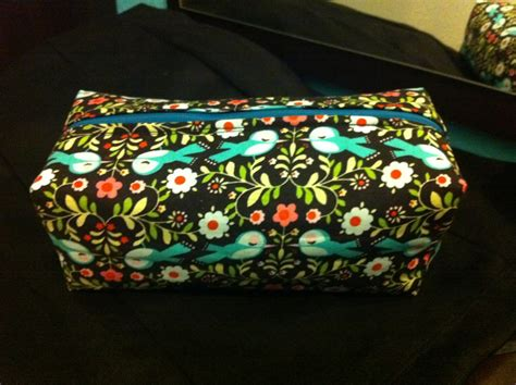 pattern sewing pencil case i love birds pencil case sewing projects burdastyle com