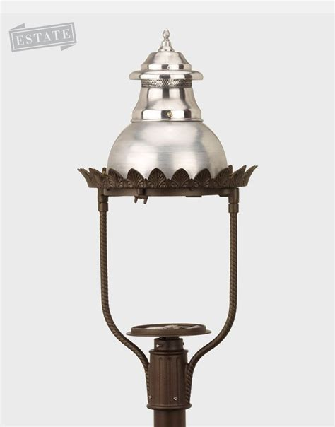 Outdoor Gas Light Parts 4200 Gaslite Outdoor Gas And Electric Yard L Lighting Fixture Easy Living Home