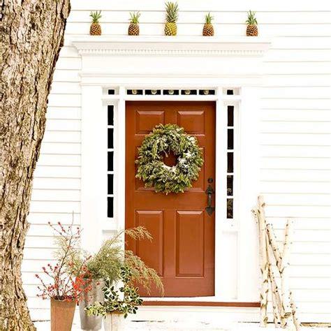 Winter Front Door Decorating Ideas 25 Beautiful Wreaths And Garlands Winter Door Decoration Ideas