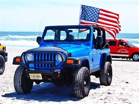 Usa Flag Jeep Wrangler My Jeep Jerseyjeeper