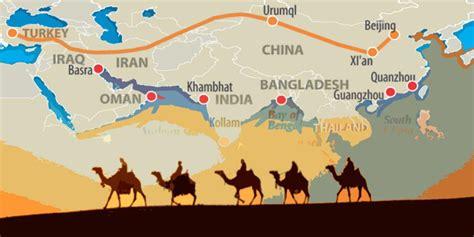 1408839997 the silk roads a iran china to boost trade ties via silk road