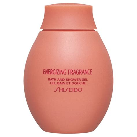 Di Shiseido shiseido energizing fragrance shower gel bagnoschiuma