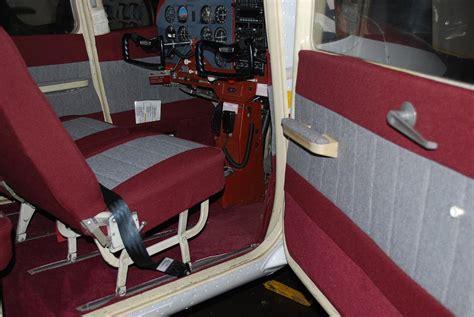 aviation upholstery cessna aircraft interiors beyondgray us