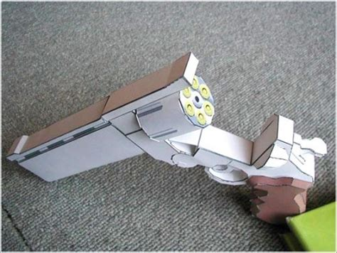 Papercraft Weapons - papercraft weapons xcitefun net