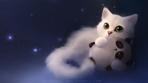 wallpaper cute anime cat skrubcraft warrior cats supernatural and more