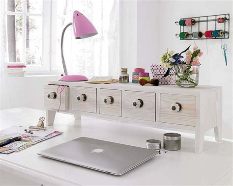 diy small desk ideas 13 diy home office organization ideas how to declutter