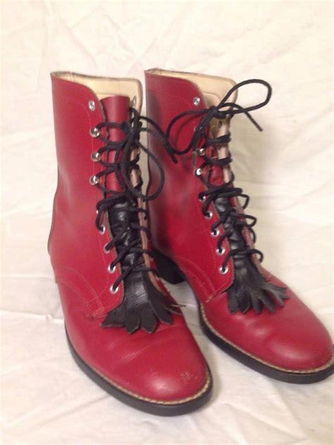 shoes size 4 5 laredo boots size 4 5 ebay