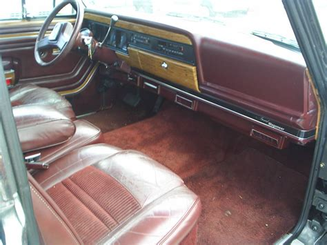1987 jeep wagoneer interior 1987 jeep grand wagoneer at alpine motors