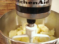 Kitchenaid Attachments For Mashed Potatoes 1000 Images About Kitchen Aid Mixers On