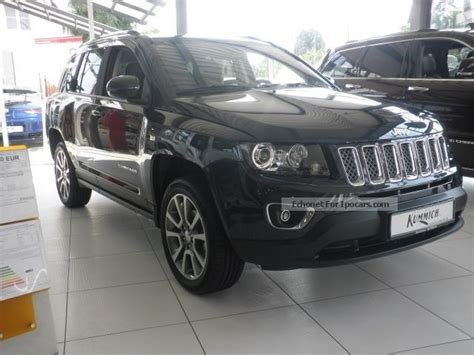2014 Jeep Compass Specs 2014 Jeep Compass Limited 4x4 2 2l 6mt Car Photo And Specs