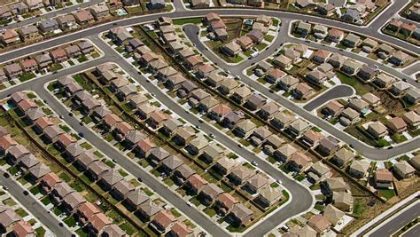 house development stock photos image 1156783 aerial shot of housing development stock footage video