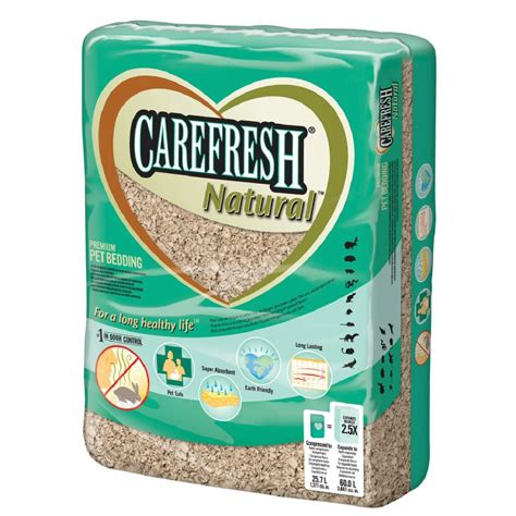 carefresh bedding buy absorption co carefresh natural small animal bedding