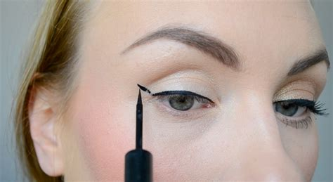 tutorial eyeliner nederlands filmpje winged eyeliner tutorial look la viesagista