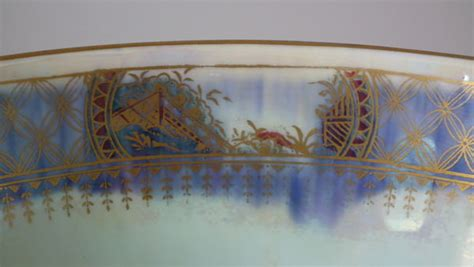 pattern maker portland wedgwood dragon lustre imperial bowl