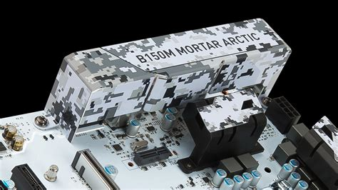 Motherboard Msi H270m Mortar Artic Lga1151 overview for b150m mortar arctic motherboard the world