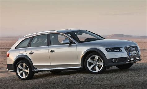 2010 Audi A4 car and driver