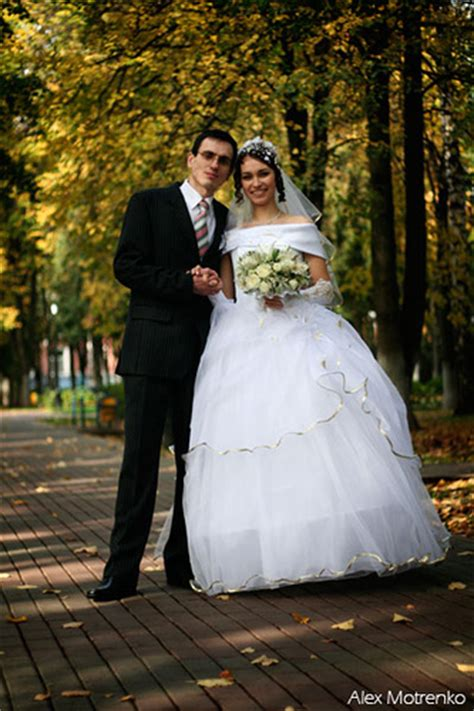 Just For Couples Just Married Just Married In An Autumn