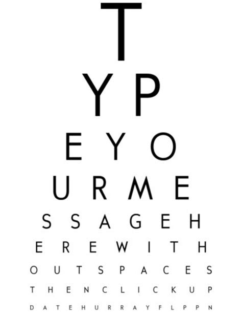 printable dot eye chart try my online eye chart maker generate beautiful high