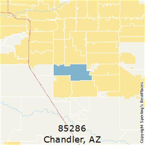 zip code map chandler az best places to live in chandler zip 85286 arizona