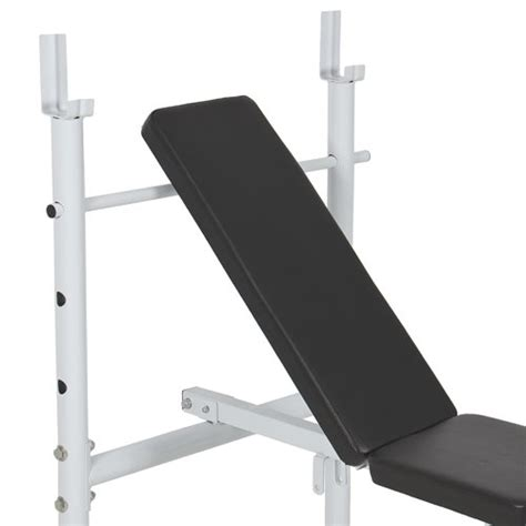 best adjustable bench for home gym best choice products 174 deluxe adjustable flat incline weight bench press leg curl home