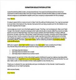 fundraising solicitation letter template donation letter template 25 free word pdf documents