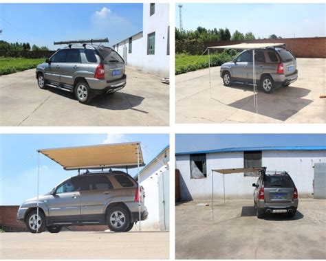 Retractable Car Awnings by China Car Retractable Awnings 4x4 Awning Ca01 China