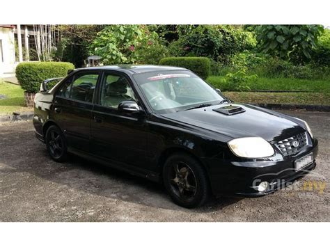 2006 hyundai accent for sale in malaysia for rm7 600 mymotor hyundai accent 2006 rx s 1 5 in sabah manual sedan black for rm 8 900 3938093 carlist my
