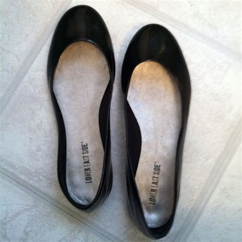 lower east side flats shoes 50 lower east side shoes black flats from maggie s