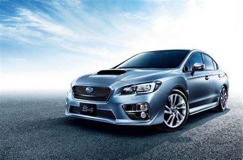 Subaru In Japanese by 2015 Subaru Wrx S4 Japanese Spec