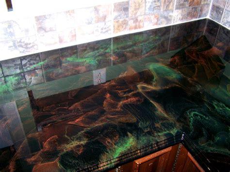 unique countertops 10 unique kitchen countertop designs that actually work