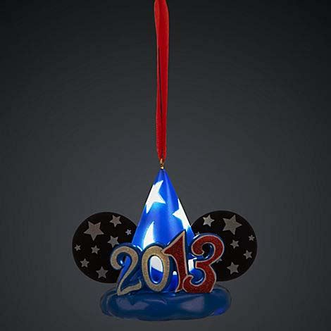 your wdw store disney christmas ornament 2013 sorcerer