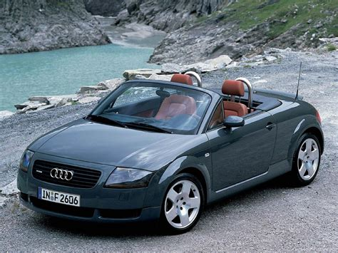 Audi Tt Cabrio by Audi Tt Roadster 1999 2006 Buying Guide