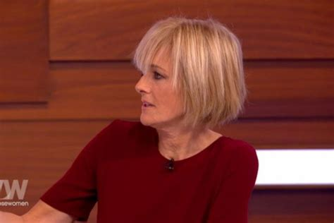 jane moores new hairstyle 2015 loose women s jane moore defends gemma collins diva