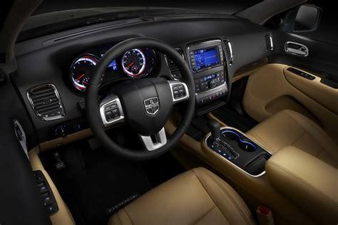 2012 Dodge Durango Interior by 2012 Dodge Durango