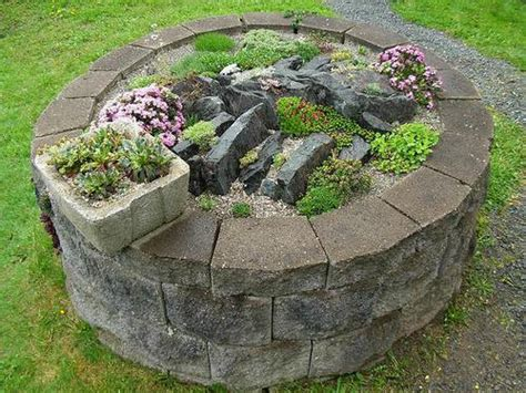 Landscaping Beautiful Designs Of Miniature Rock Garden Miniature Rock Garden