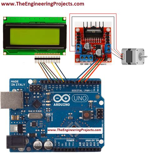 how to motor using arduino stepper motor direction using arduino the