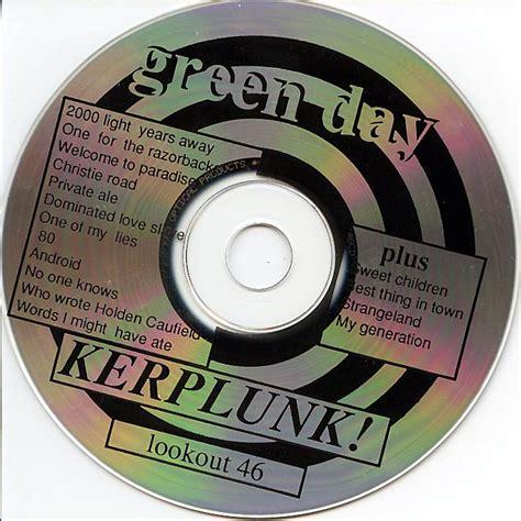 Cd Import Green Day Kerplunk 1039