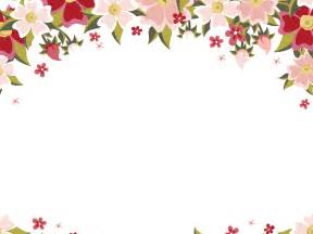 powerpoint templates flowers floral design backgrounds for presentation ppt
