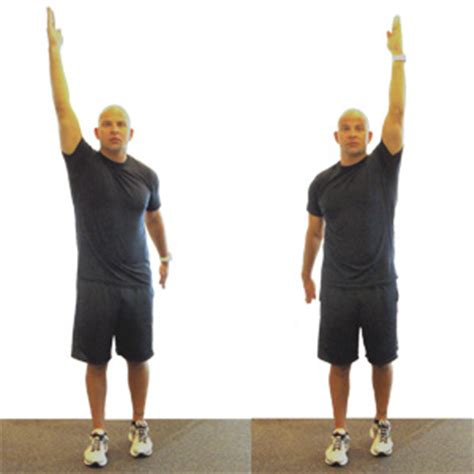 one arm swings webefit com dynamic warmup arm swings high