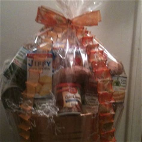 Thanksgiving Basket Giveaway Ideas - thanksgiving and baskets on pinterest