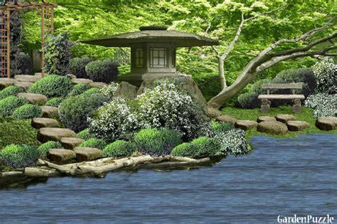 korean garden house my version gardenpuzzle online