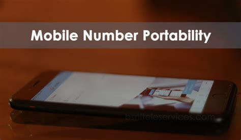 mobile number portability procedure bsnl mnp process 2018 will switch on unlimited offers