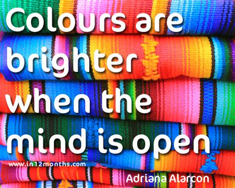 Colours Are Brighter by Quotes About Bright Colors Quotesgram