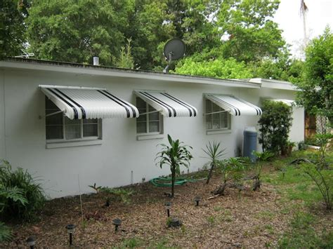 awnings clearwater aluminum clamshell awning clearwater fl west coast