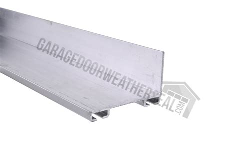 Overhead Door Bottom Seal Retainer Garage Door Weather Seal Overhead Garage Door Seal